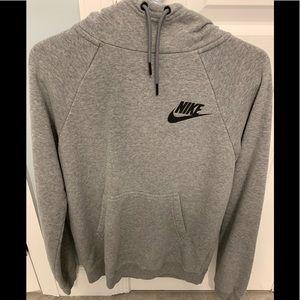 Nike hoodie size XS